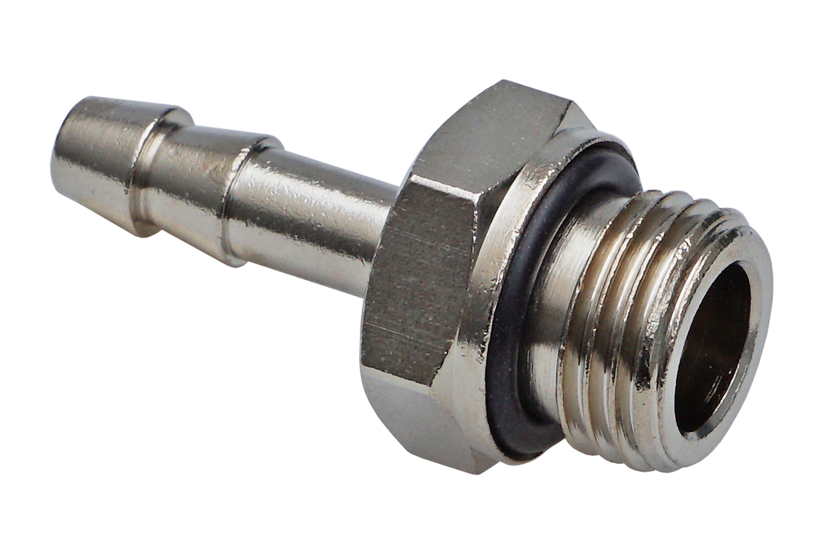 "Hose fitting G1/4""-ø6"