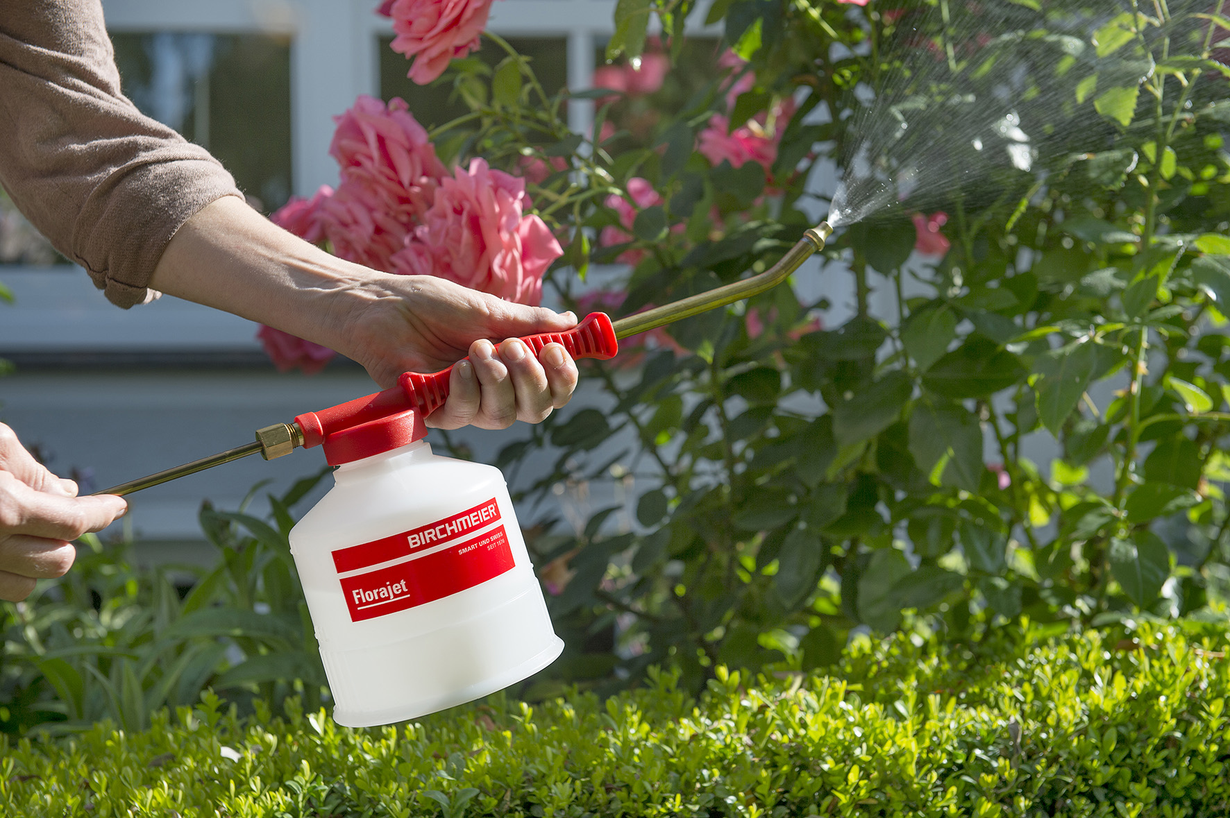 Fabulous Robuuste handsproeier voor huis en tuin met een werkdruk van 20 VL76